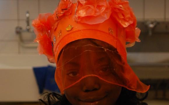 paletdag : design/recycle hoed