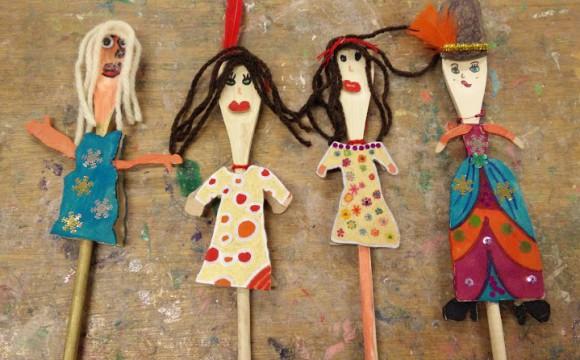 groep 6 houten lepel dingen